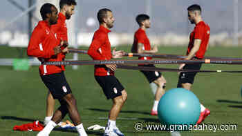 El Granada CF da otro paso más hacia la 'nueva normalidad' - Granada Hoy