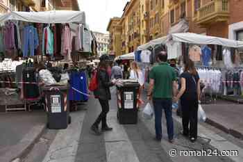 Dagli accessi alle mascherine, queste le regole del mercato di via Tito Speri - Prati - romah24.com