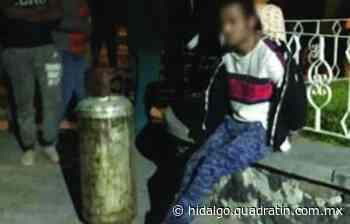 Pobladores retienen y golpean a presunto ladrón en Mixquiahuala - Quadratín Michoacán