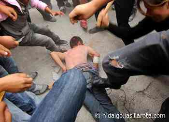 Intentan linchar a presunto ladrón en Mixquiahuala - La Silla Rota