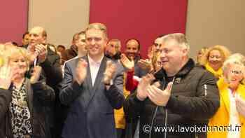 À Isbergues, le nouveau maire prendra officiellement ses fonctions jeudi prochain - La Voix du Nord