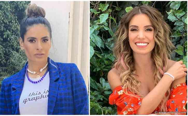 Galilea Montijo y Andrea Escalona pasan un momento incómodo en Hoy - Milenio