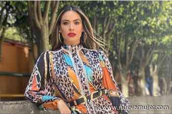 Galilea Montijo: el jumpsuit de animal print con el que lució más joven que nunca - Nueva Mujer