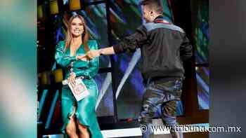 Galilea Montijo con Prince Royce hizo arder la pista de baile en 'Pequeños Gigantes' - TRIBUNA