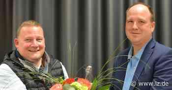 Christoph Dolle will Bürgermeister von Blomberg werden | Lokale Nachrichten aus Blomberg - Lippische Landes-Zeitung