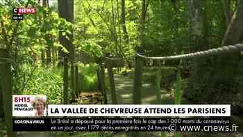 La vallée de Chevreuse attend les Parisiens - CNEWS.fr