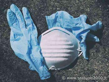 A Castelfranco Emilia multe fino a 6mila euro per chi abbandona per strada guanti e mascherine usati - sassuolo2000.it - SASSUOLO NOTIZIE - SASSUOLO 2000