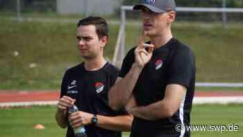 Fußball Oberliga TSV Ilshofen: Neustart mit jungem Trainer aus eigenen Reihen - SWP