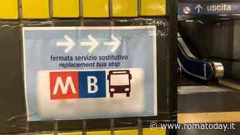 Metro B dimezzata nel week end: il 23 e 24 maggio bus sostitutivi tra Castro Pretorio e Laurentina