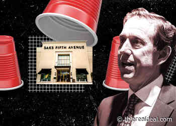 """""""Corporate shell game"""": Special servicer says Hudson's Bay undermined $850M loan - The Real Deal"""