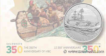 Second issue in affordable silver series showcases the Hudson's Bay Company - Coin World