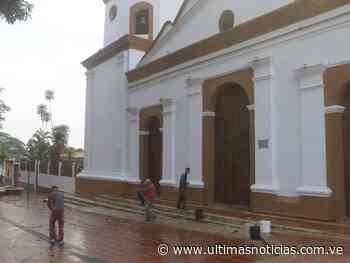 Plaza Bolivar de Cabudare en Lara fue desinfectada - Últimas Noticias