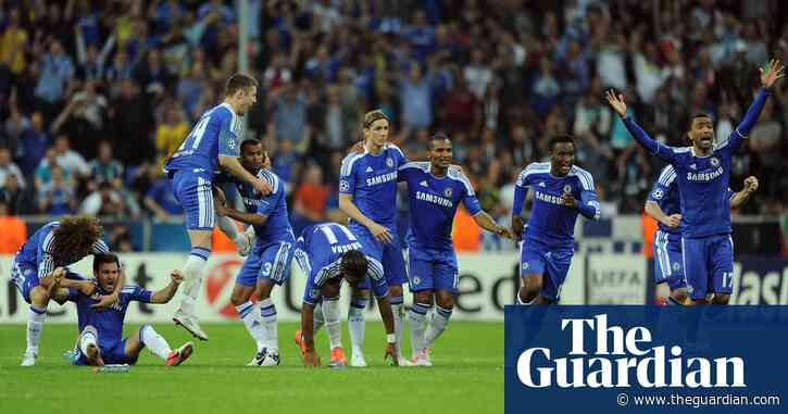 Football quiz: when Chelsea won the Champions League final in 2012