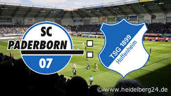 TSG Hoffenheim beim SC Paderborn: Alle Infos im Live-Ticker | TSG 1899 Hoffenheim - heidelberg24.de