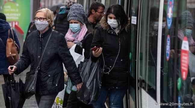 Déconfinement à Strasbourg : Le port du masque devient obligatoire en plein centre-ville - 20 Minutes