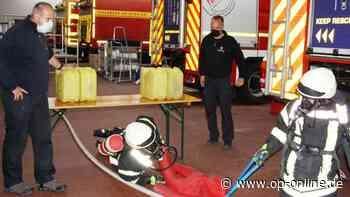 Seligenstadt: Corona-Bilanz - Völlig veränderte Abläufe bei der Feuerwehr | Seligenstadt - op-online.de
