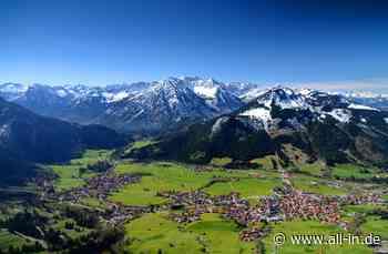 Tourismusbericht 2019: Bad Hindelang zieht Bilanz: Tourismus-Investitionen haben sich gelohnt - Bad Hindelang - all-in.de - Das Allgäu Online!