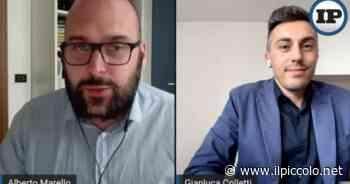Colletti: l'amore per Castelletto, le strategie per Valenza e il futuro politico - Il Piccolo