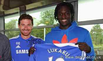 Romelu Lukaku reveals he still holds a grudge against former Chelsea manager Andres Villas-Boas