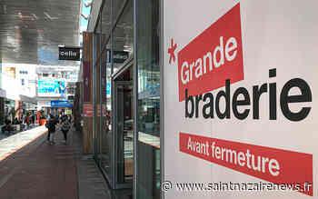 Saint-Nazaire : Celio ferme sa boutique du Ruban Bleu - SaintNazaireNews.fr
