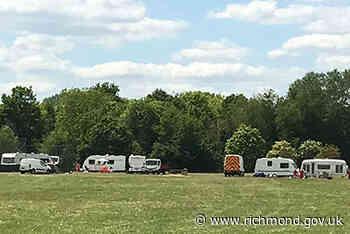 Clean-up begins as Ham travellers leave