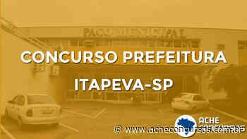 Concurso Prefeitura Itapeva-SP 2020 abre inscrições - Ache Concursos