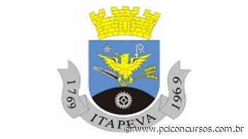 Prefeitura de Itapeva - SP abre novo Concurso com 18 vagas - PCI Concursos