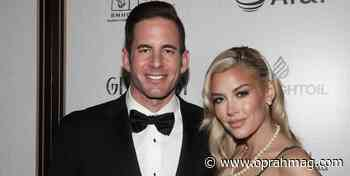 New Couple Tarek El Moussa and Heather Rae Young Are Already Blended Family Goals - Oprah Mag