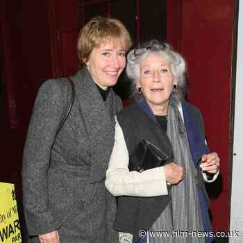 Emma Thompson and daughter caring for her elderly mother during lockdown - Film News