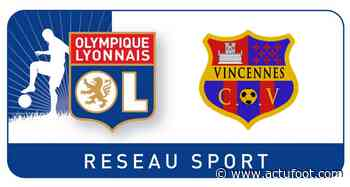 Le CO Vincennes nouveau partenaire de l'OL ! - Actufoot