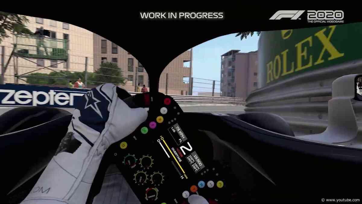 F1 2020 - AlphaTauri's Monaco Grand Prix Guide