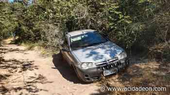 Carro roubado em Brotas é encontrado em São Carlos - ACidade ON