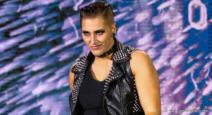 Rhea Ripley Says Her WWE WrestleMania 36 Match Gave Her A Confidence Boost
