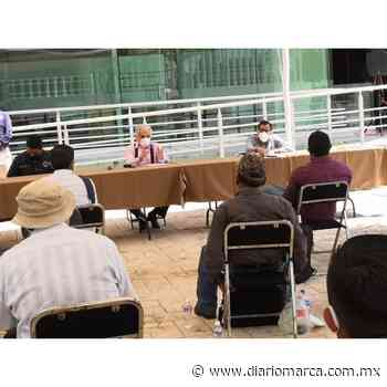 Buscan solución a conflicto agrario entre comunidades triquis y San Pedro Chayuco - Diario Marca de Oaxaca
