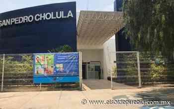 Cessa de San Pedro Cholula recibirá a pacientes con Covid-19 - El Sol de Puebla