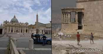 Reabren la basílica de San Pedro en Roma y la Acrópolis de Atenas - Expansión