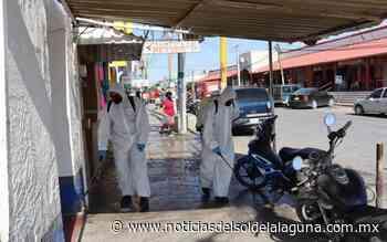 Se mantienen las acciones sanitizantes en San Pedro - Noticias del Sol de la Laguna