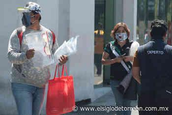 Muere mujer en San Pedro por COVID-19; Coahuila suma 61 decesos - El Siglo de Torreón