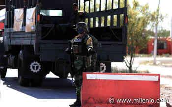 Coronavirus Coahuila. Confirman 24 militares contagiados en San Pedro - Milenio