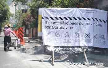 Coronavirus NL. San Pedro presenta protocolo de higiene para obras - Milenio