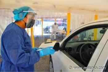 Coronavirus Nuevo León. San Pedro instala otro drive thru para pruebas - Milenio