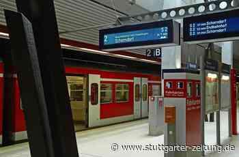 Verlängerung nach Neuhausen - Filderstadt hält an der neuen S-Bahnstrecke fest - Stuttgarter Zeitung