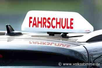 Oschersleben: Mit Maske hinterm Steuer - Volksstimme