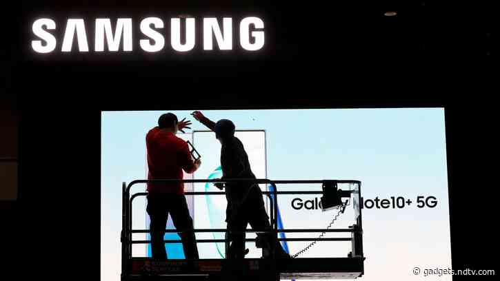 Samsung Electronics Builds Sixth Domestic Contract Chip-Making Line - Gadgets 360