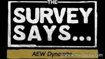 AEW Dynamite Audio Recap: Orange Cassidy Has 'Freshly Squeezed' Fire, Arn vs.Jake, Hangman & The Bucks Return