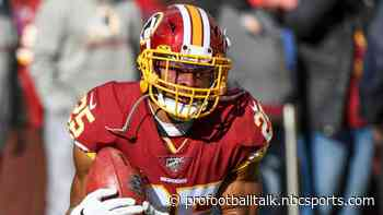 Chris Thompson: Good for me to be back with Jay Gruden