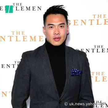 Actor Jason Wong says he was racially discriminated against in a London newsagents - Yahoo News UK