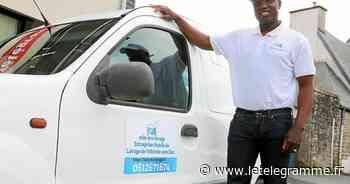 Il lave vos véhicules sans une goutte d'eau - Le Télégramme