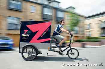 Brighton delivery lorries to be replaced by electric bikes
