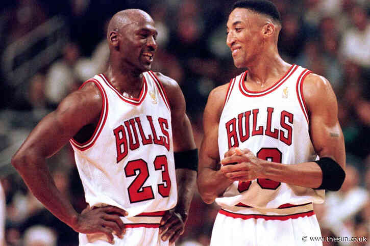 Michael Jordan's old team-mate Scottie Pippen 'beyond livid' at 'selfish' portrayal in Netflix series The Last Dance